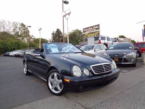 2002 Mercedes-Benz CLK for sale at Save Auto Sales in Sacramento CA