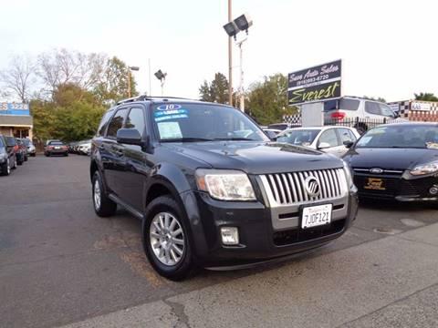 2010 Mercury Mariner for sale at Save Auto Sales in Sacramento CA