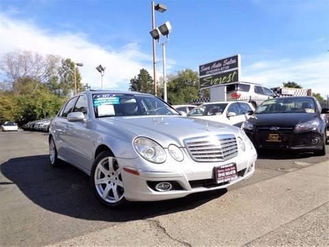 2007 Mercedes-Benz E-Class for sale at Save Auto Sales in Sacramento CA
