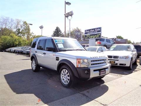 2005 Land Rover LR3 for sale at Save Auto Sales in Sacramento CA