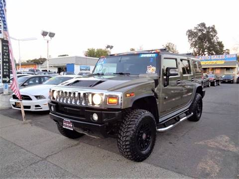 2006 HUMMER H2 for sale in Sacramento, CA