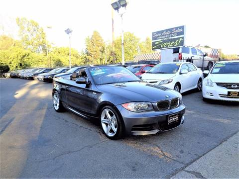 2008 BMW 1 Series for sale at Save Auto Sales in Sacramento CA