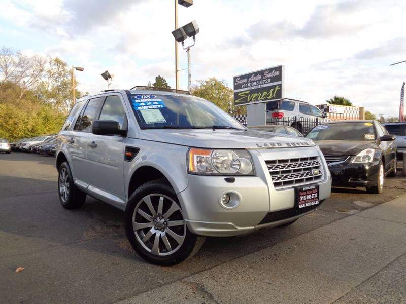2008 Land Rover Lr2 Awd Hse 4dr Suv In Sacramento Ca Save Auto Sales