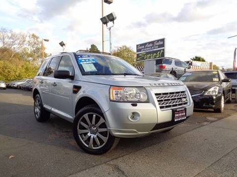 2008 Land Rover LR2 for sale at Save Auto Sales in Sacramento CA