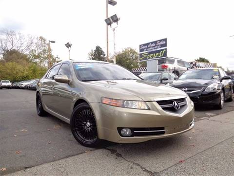 2008 Acura TL for sale at Save Auto Sales in Sacramento CA
