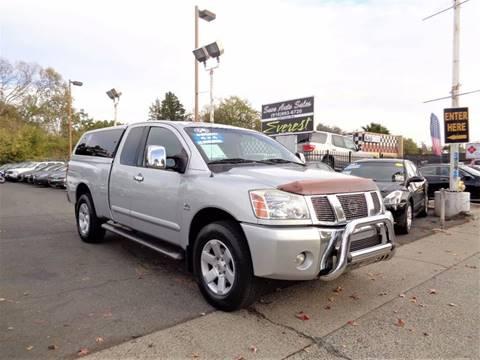 2004 Nissan Titan for sale at Save Auto Sales in Sacramento CA