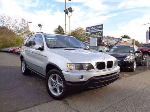 2003 BMW X5 for sale at Save Auto Sales in Sacramento CA