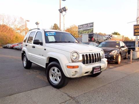 2002 Jeep Liberty for sale at Save Auto Sales in Sacramento CA