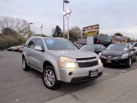 2008 Chevrolet Equinox for sale at Save Auto Sales in Sacramento CA