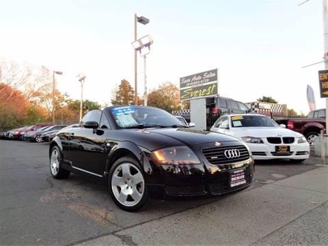 2001 Audi TT for sale at Save Auto Sales in Sacramento CA