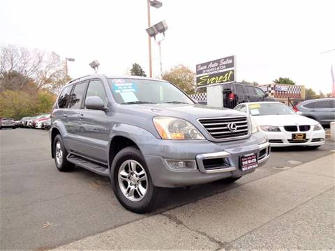 2005 Lexus GX 470 for sale at Save Auto Sales in Sacramento CA