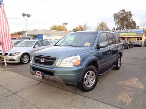 2005 Honda Pilot for sale at Save Auto Sales in Sacramento CA