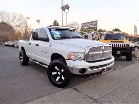 2004 Dodge Ram Pickup 1500 for sale at Save Auto Sales in Sacramento CA