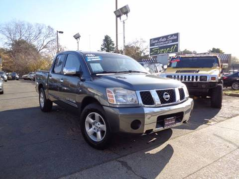 2005 Nissan Titan for sale at Save Auto Sales in Sacramento CA