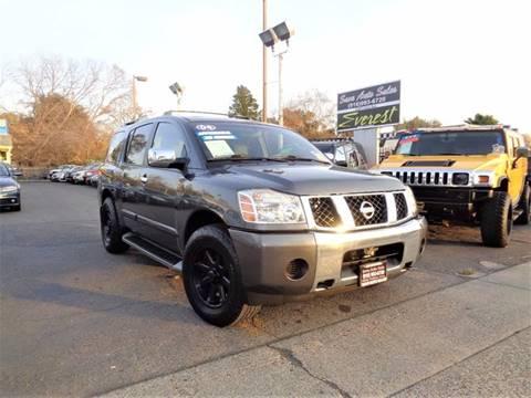 2004 Nissan Armada for sale at Save Auto Sales in Sacramento CA