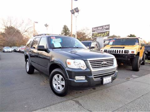 2009 Ford Explorer for sale at Save Auto Sales in Sacramento CA
