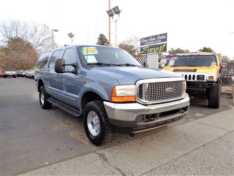 2000 Ford Excursion for sale at Save Auto Sales in Sacramento CA