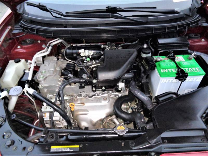 2008 Nissan Rogue Awd Sl Crossover 4dr In Sacramento Ca Save Auto