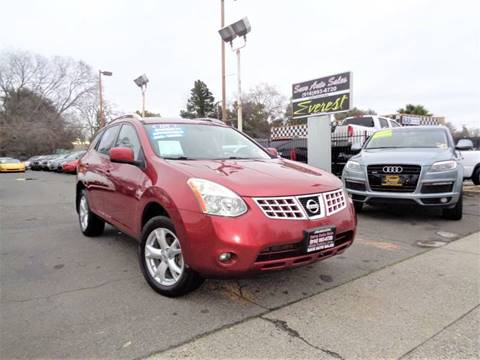 2008 Nissan Rogue for sale at Save Auto Sales in Sacramento CA