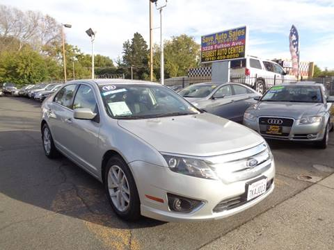 2010 Ford Fusion for sale at Save Auto Sales in Sacramento CA