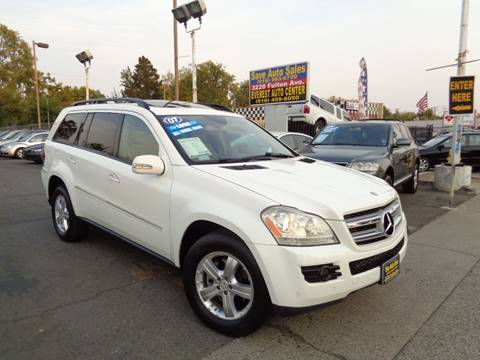 2007 Mercedes-Benz GL-Class for sale at Save Auto Sales in Sacramento CA