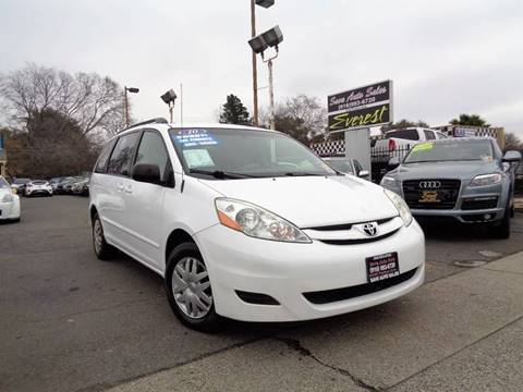 Toyota Sienna For Sale in Sacramento, CA - Save Auto Sales
