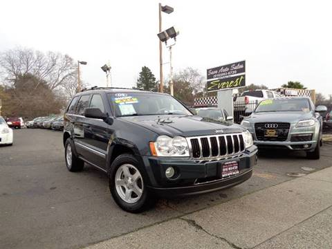 2005 Jeep Grand Cherokee for sale at Save Auto Sales in Sacramento CA