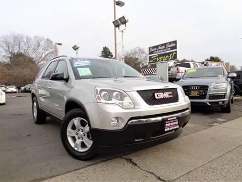 2007 GMC Acadia for sale at Save Auto Sales in Sacramento CA