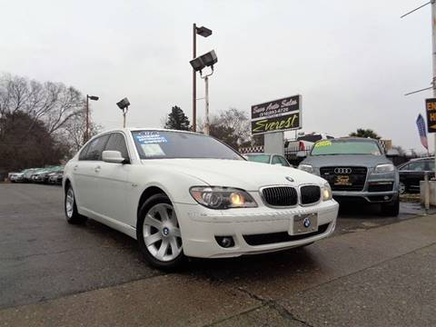 2007 BMW 7 Series for sale at Save Auto Sales in Sacramento CA