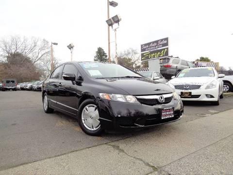 2011 Honda Civic for sale at Save Auto Sales in Sacramento CA