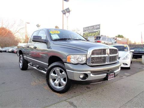 2005 Dodge Ram Pickup 1500 for sale at Save Auto Sales in Sacramento CA