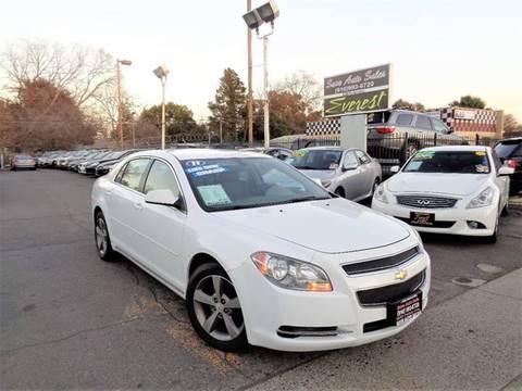 2011 Chevrolet Malibu for sale at Save Auto Sales in Sacramento CA