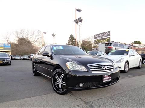 2007 Infiniti M35 for sale at Save Auto Sales in Sacramento CA