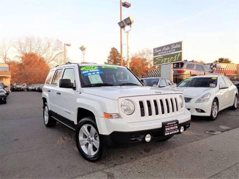 2014 Jeep Patriot for sale at Save Auto Sales in Sacramento CA