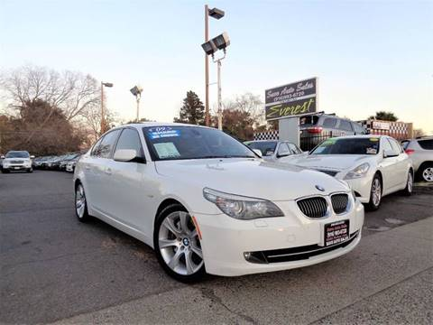 2009 BMW 5 Series for sale at Save Auto Sales in Sacramento CA