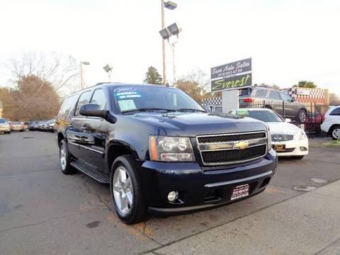2007 Chevrolet Suburban for sale at Save Auto Sales in Sacramento CA