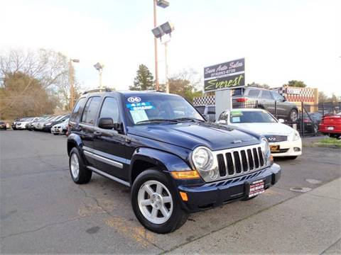 2006 Jeep Liberty for sale at Save Auto Sales in Sacramento CA