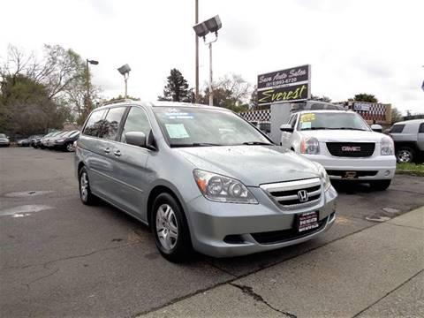 2006 Honda Odyssey for sale at Save Auto Sales in Sacramento CA