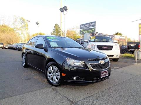 2012 Chevrolet Cruze for sale at Save Auto Sales in Sacramento CA