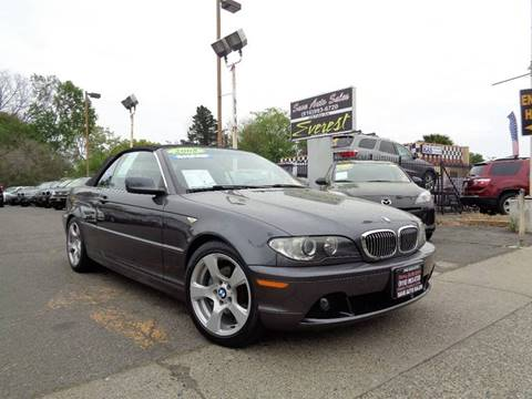 2005 BMW 3 Series for sale at Save Auto Sales in Sacramento CA