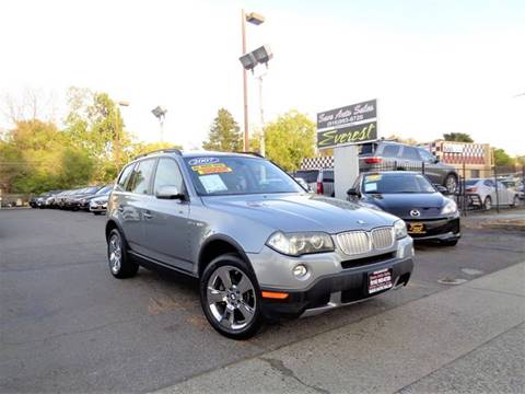 2007 BMW X3 for sale at Save Auto Sales in Sacramento CA