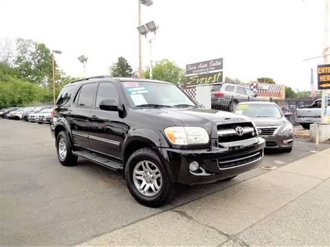 2005 Toyota Sequoia for sale at Save Auto Sales in Sacramento CA