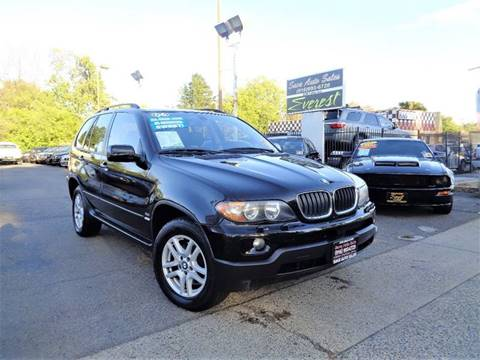 2006 BMW X5 for sale at Save Auto Sales in Sacramento CA