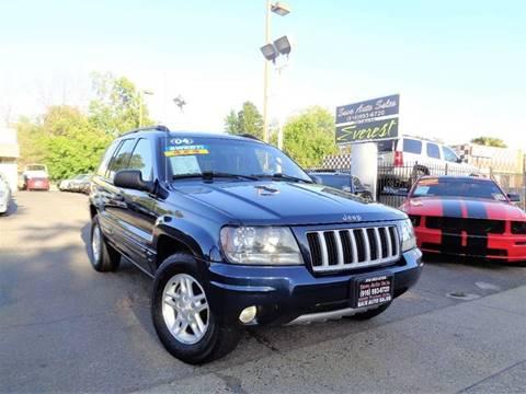 2004 Jeep Grand Cherokee for sale at Save Auto Sales in Sacramento CA