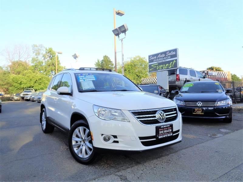 2009 Volkswagen Tiguan for sale at Save Auto Sales in Sacramento CA