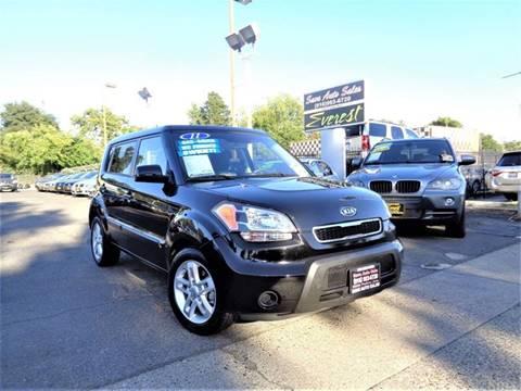 2011 Kia Soul for sale at Save Auto Sales in Sacramento CA