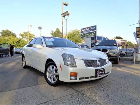 2007 Cadillac CTS for sale at Save Auto Sales in Sacramento CA