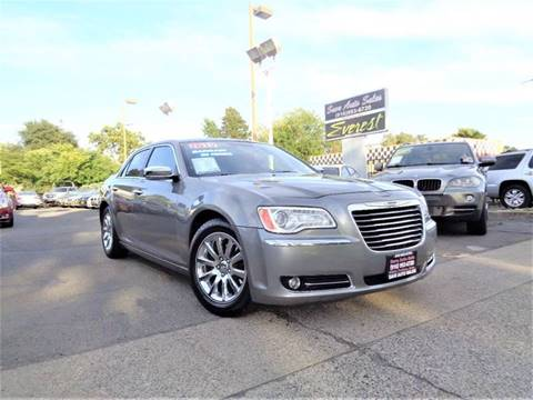 2012 Chrysler 300 for sale at Save Auto Sales in Sacramento CA