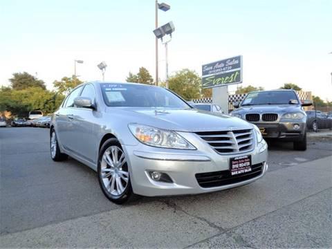 2009 Hyundai Genesis for sale at Save Auto Sales in Sacramento CA