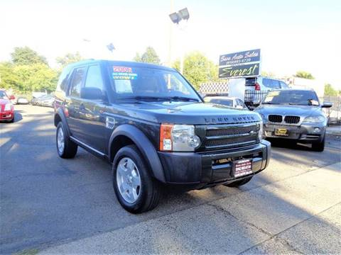 2006 Land Rover LR3 for sale at Save Auto Sales in Sacramento CA